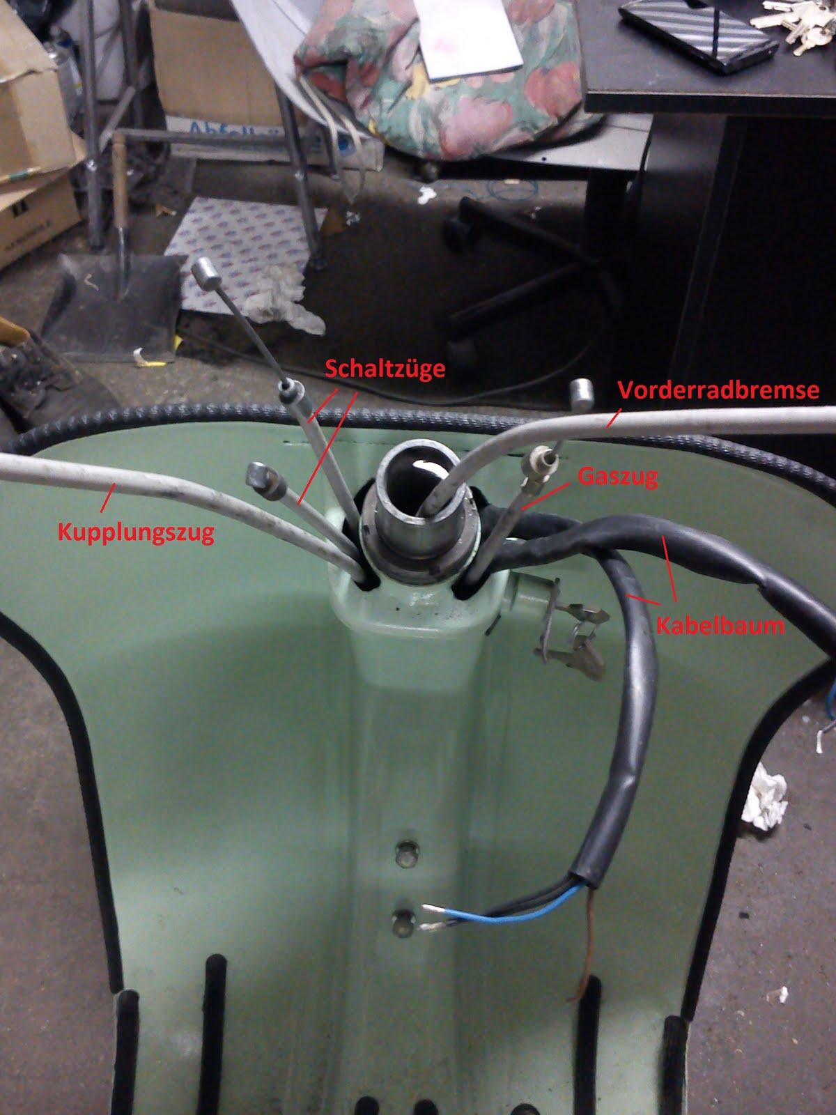 Vespa V50 Wiring Apc Mini Chopper Wiring Harness 01 Dodge